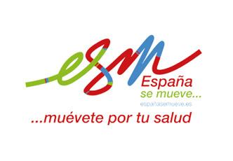España se mueve… muévete por tu salud